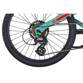 ORBEA Grow 2 7V - Vélo enfant - noir/turquoise